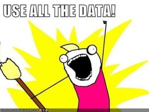 use-all-the-data-meme